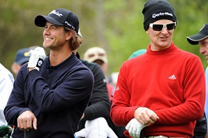 Adam Scott & Justin Rose